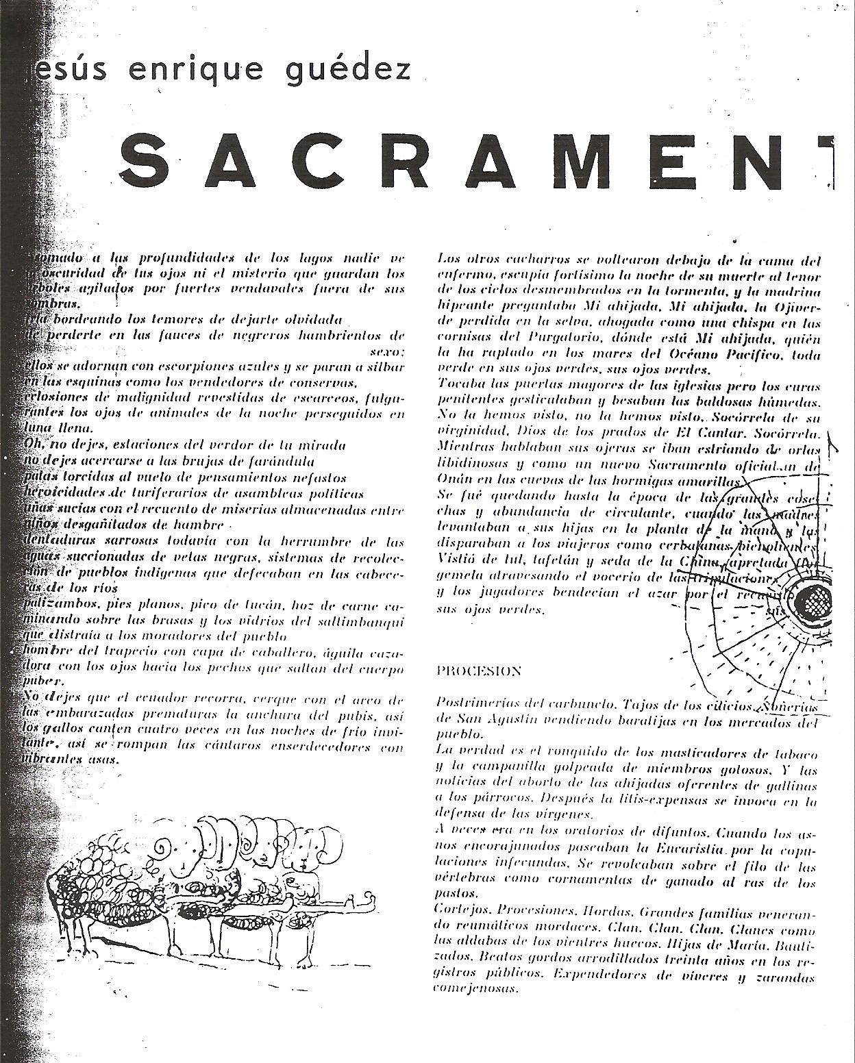 Sacramental 7