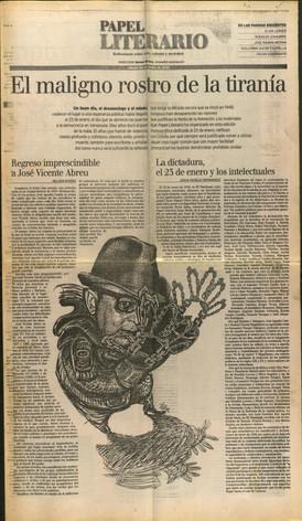 22-La dictadura, El 23 de enero y los in