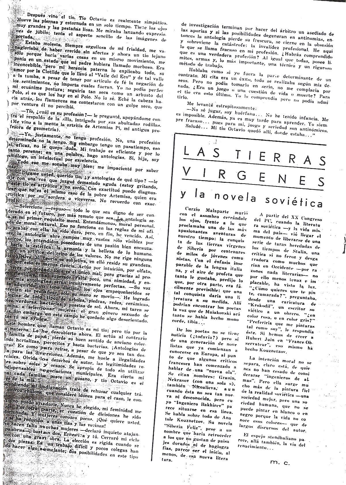 Las tierras virgenes y la novela sovietica 7