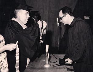 Acto de grado, 1962
