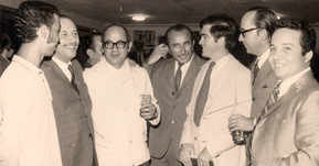 Jesús María Bianco, Jesús Sanoja, Américo Díaz, Gilberto Alcalá
