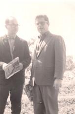 JSH y Adriano González León, 1965