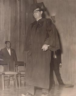 GRADUACION 1962 1
