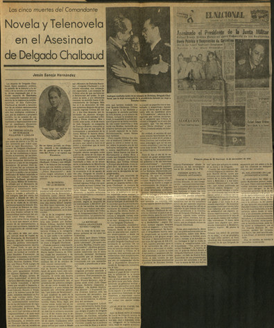 7- Novela y Telenovela en el asesinato d