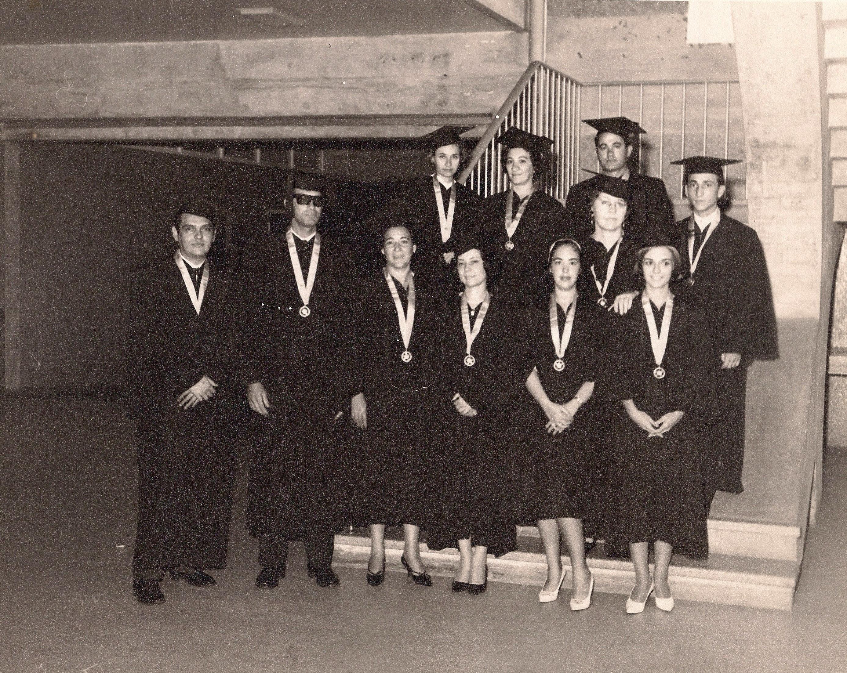 GRADUACION 1962 CADENAS S