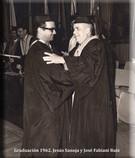 Graduación, 1962