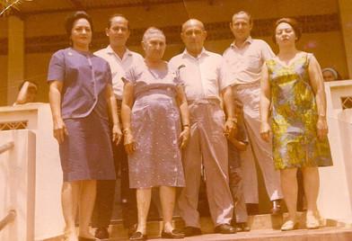 Familia Sanoja Hernández