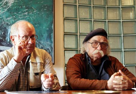 JSH y Manuel Caballero