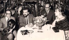 03-1970 JSH y María Eugenia, Caballero, Izaguirre