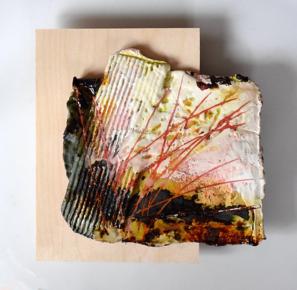 Abstract Wall Piece 1