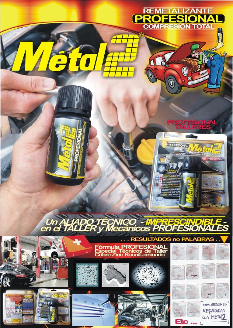 METAL2 ESPECIAL PROFESIONAL