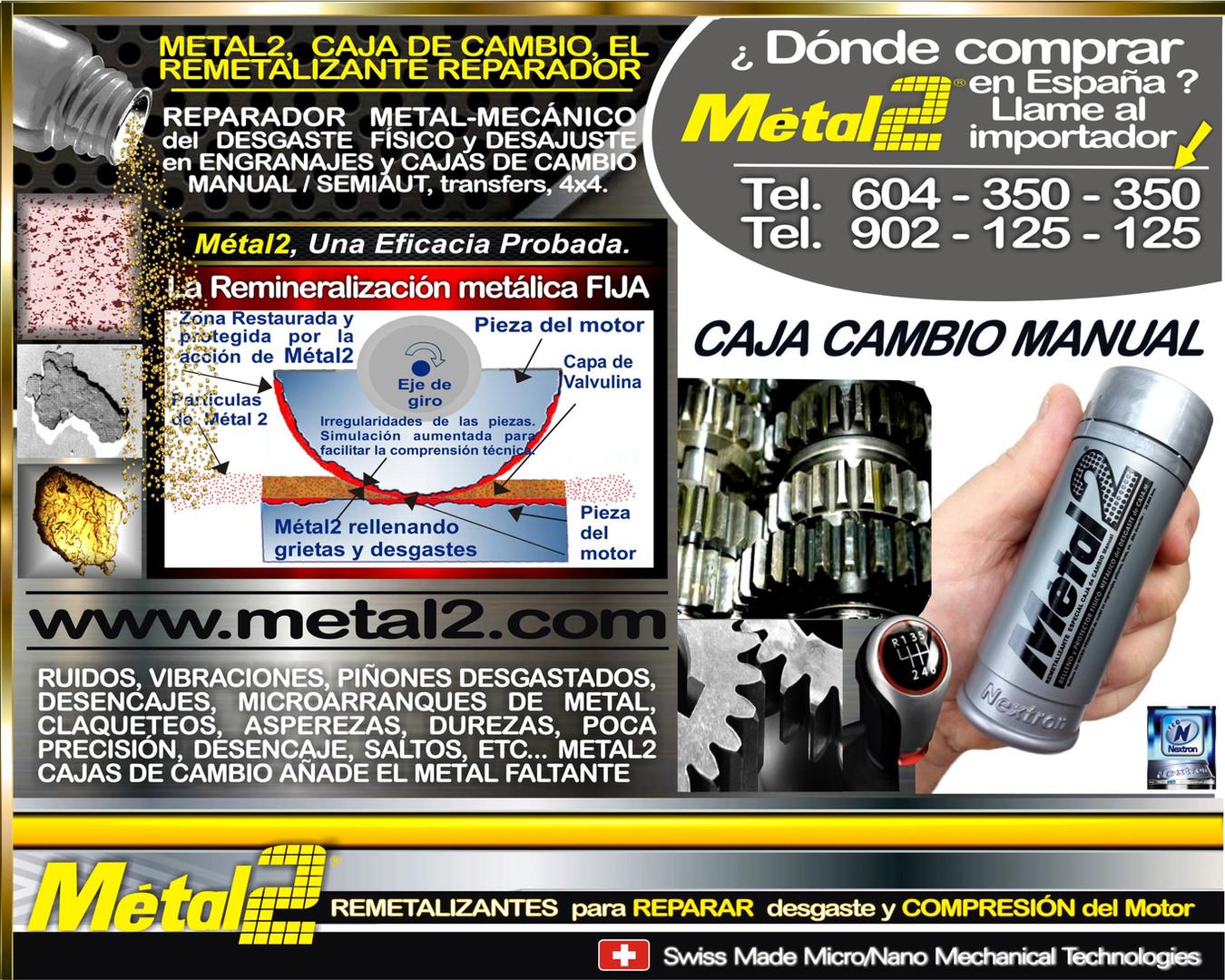 METAL2 REPARA CAJA CAMBIO