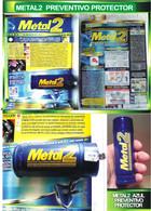 METAL2 PREVENTIVO PROTECTOR MOTOR