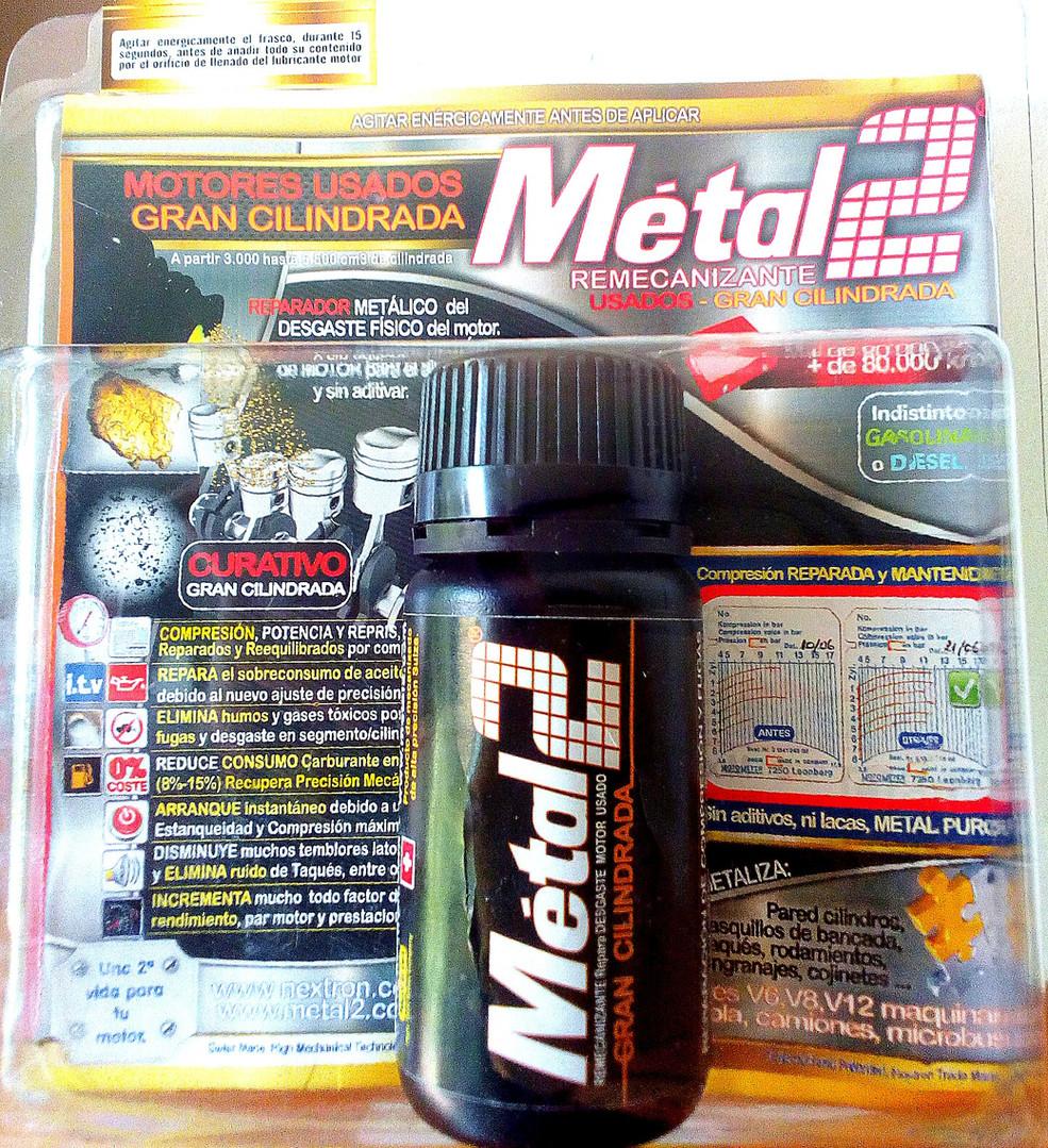 METAL2 MOTORES GRAN CILINDRADA V8