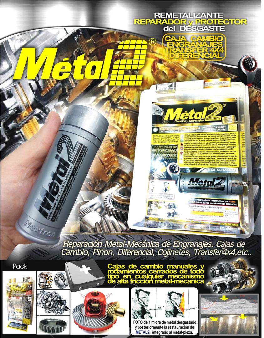 METAL2 CAJA CAMBIOS