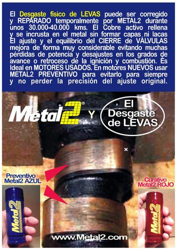 DESGASTE DE LEVAS METAL2