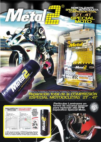 METAL2 ESPECIAL MOTOCICLETAS