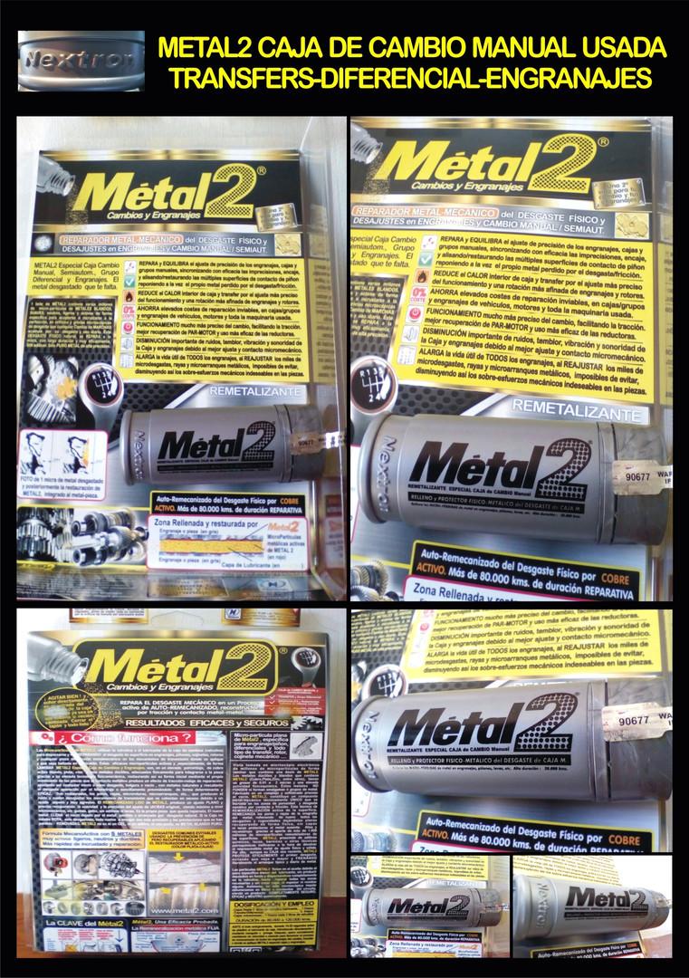 METAL2 CAJAS DE CAMBIO