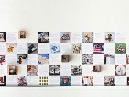 """L'exposition """"Souvenirs en boîte"""""""