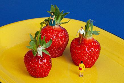 soutien aux producteurs locaux, je mange des fraises !