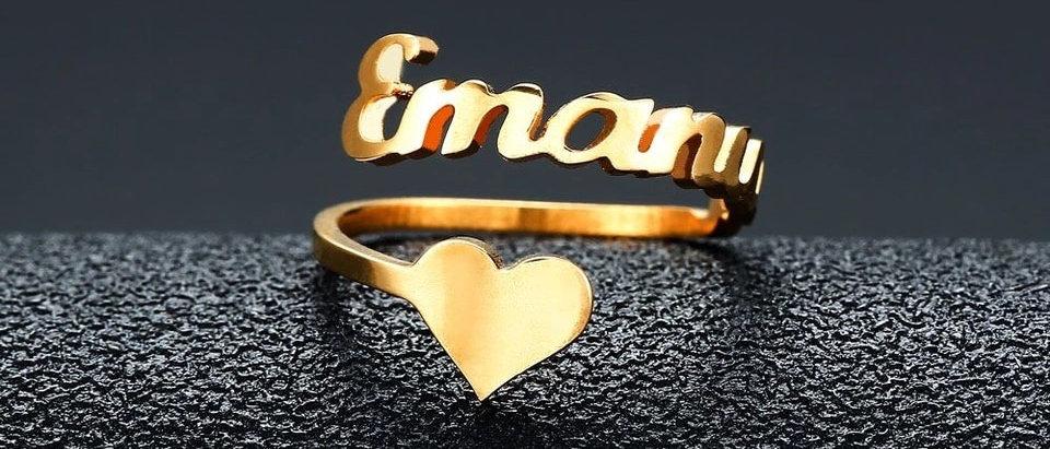 Custom Promise Ring