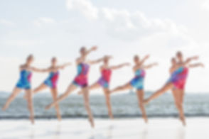 XAOC Contemporary Ballet Rehearsal 08141