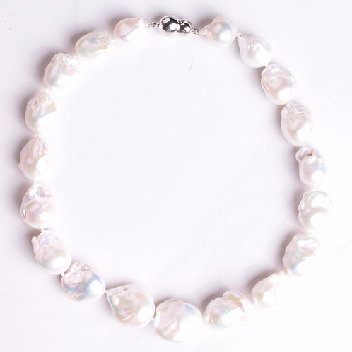 Freshwater Baroque Pearl Short Strand