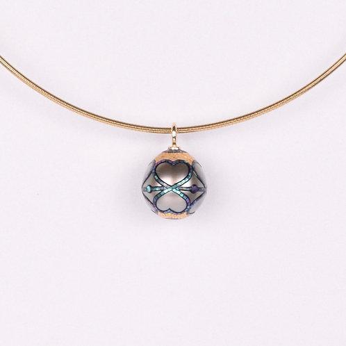 Mosaic Tahitian Pearl Drop