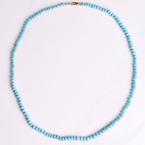 Turquoise Short Strand