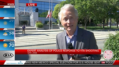 Expert analysis of police response to VT