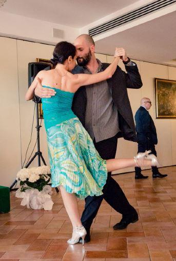 Antonella Fanfano e Andrea Cesarini