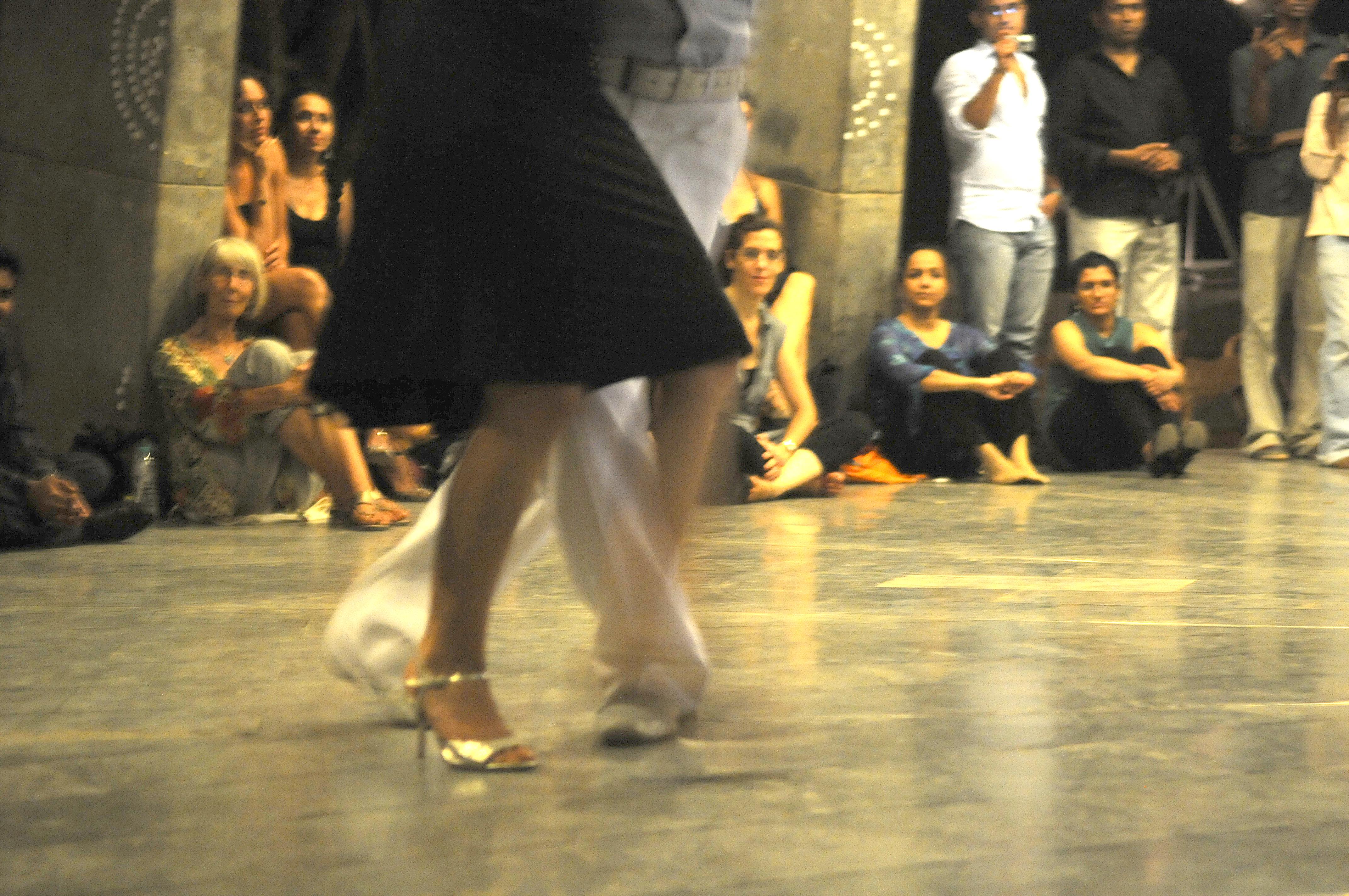 Holy Tango Festival (India)