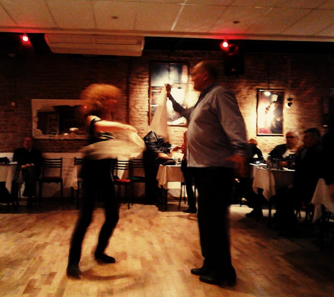 Folclore en Obelisco Tango