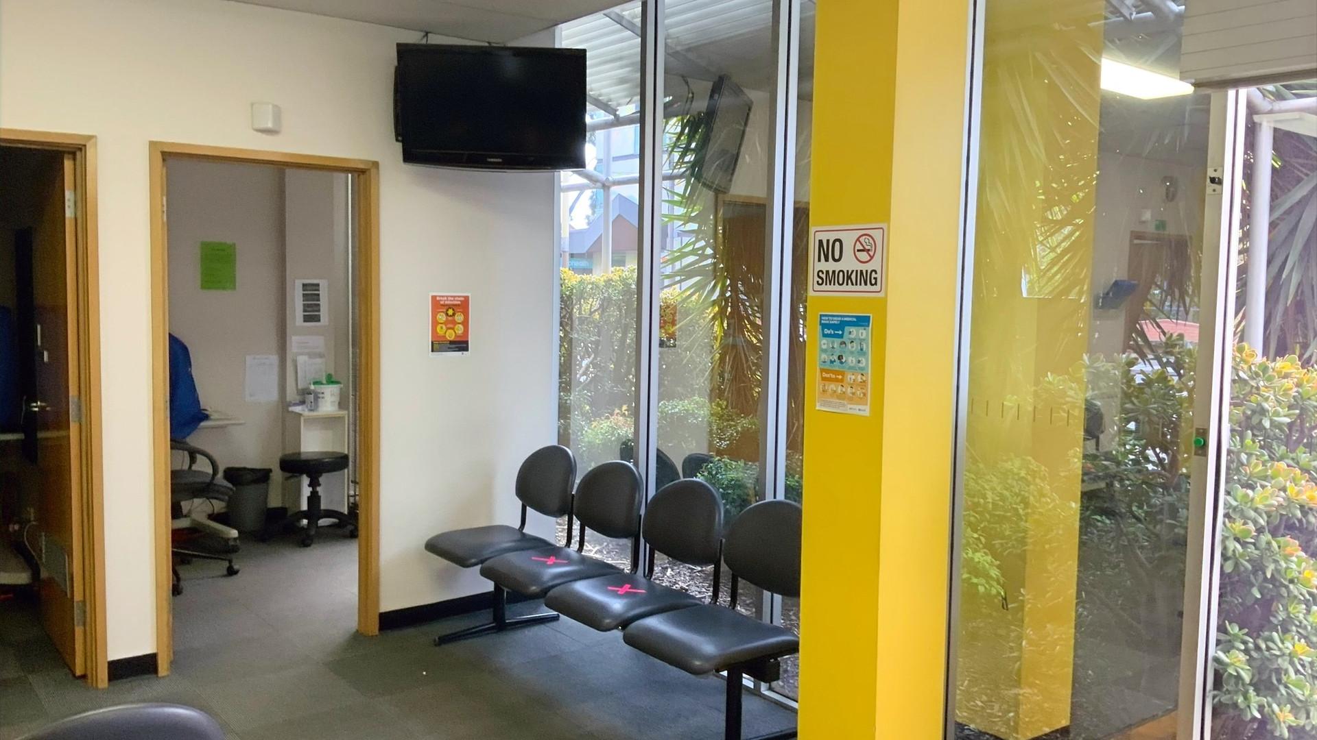 Healthcare Interiors
