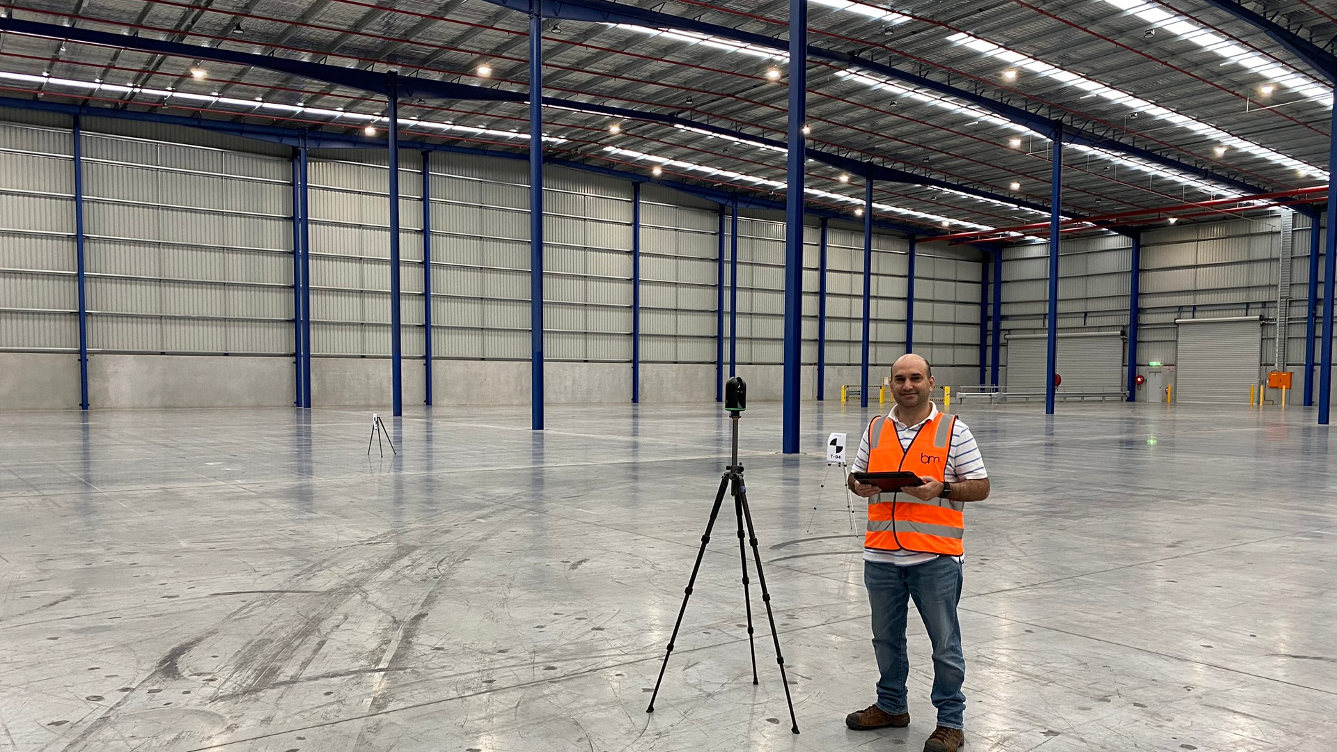 3D Laser Scanning for Industrial Project