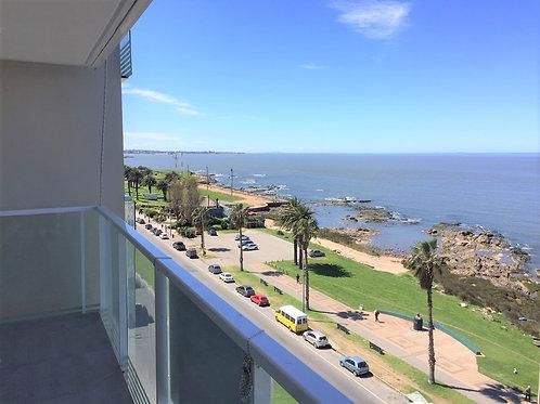 Apartamento 1dormitorio con gge Rambla Punta Carretas Estrena Ya!