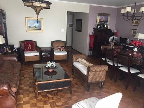 Apartamento Pocitos Nuevo 3 Dormitorios y Servicio