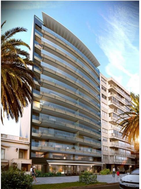 Estrena Puerto Del Buceo 3 suites, servicio 3 garajes Categoría