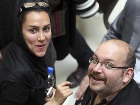 Iran Releases Washington Post Journalist Jason Rezaian