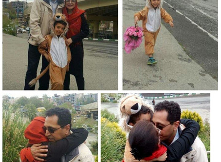 BIHE Professor Faran Hesami Released After Four-Year Sentence