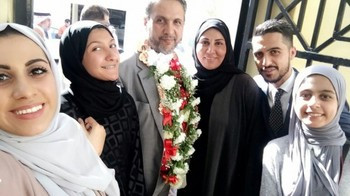 Mahdi Abu Dheeb—Free At Last