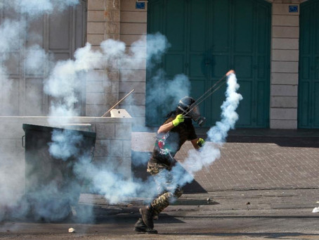 Fears Of Escalation in Israel-Palestinian Violence