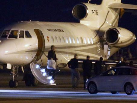 Jason Rezaian Leaves Iran After Prisoner Swap