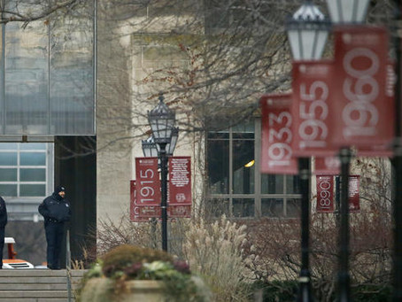 """Man Arrested for Threatening to Kill """"White Devils"""" at University of Chicago"""