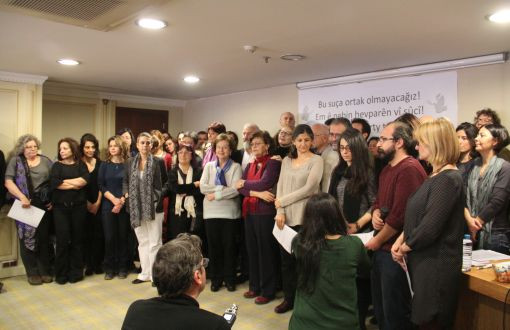 the website for the original petition is no longer accessible online, the document has spawned petitions of solidarity from Turkish journalists, filmmakers, lawyers, publishers, and foreign academics