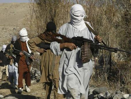 Taliban Hang University Student in Public