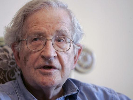 Chomsky Slams Erdogan as Turkey Detains Academics