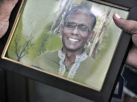 Bangladeshi Professor Hacked to Death