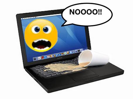 Repairing liquid damaged laptops?