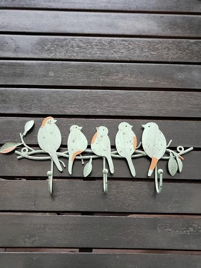 Perchero Pájaros